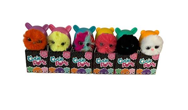 Bulls i Toy Cutie Poms Twist Ihre Cubbie Offen /& Trifft Ihre Pom Set Mit 6