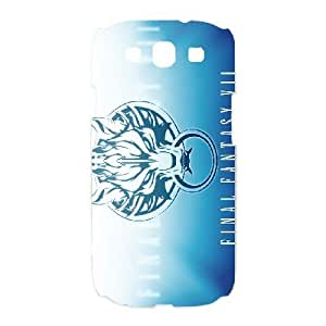 Samsung Galaxy S3 I9300 Phone Cases White Final Fantasy BVX742921