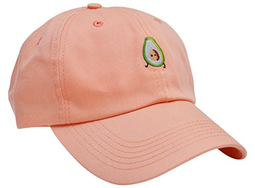 avocado-cotton-embroidery-adjustable-baseball-cap-hat-from-skyed-apparel-multiple-colors