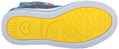 Kids Kids' Shuffles Play Skechers Sneaker Patch Aq451nBd