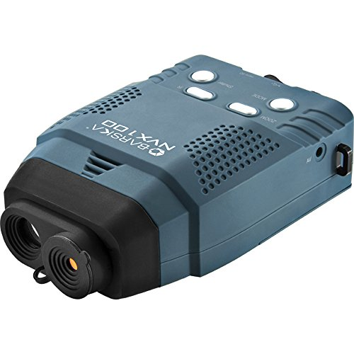 BARSKA NVX100 3x Night Vision Monocular with Built in Camera