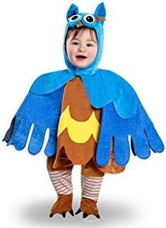 Yuppiyei Disfraz de Búho Azul para bebé: Amazon.es: Juguetes y juegos