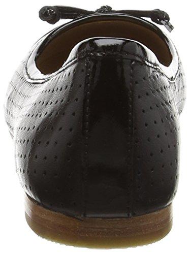 100 Black BEA Schwarz Bailarinas Marc Mujer Shoes Negro n7RHUHw8q