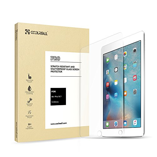Screen Protector Coolreall Tempered Pro Transparent