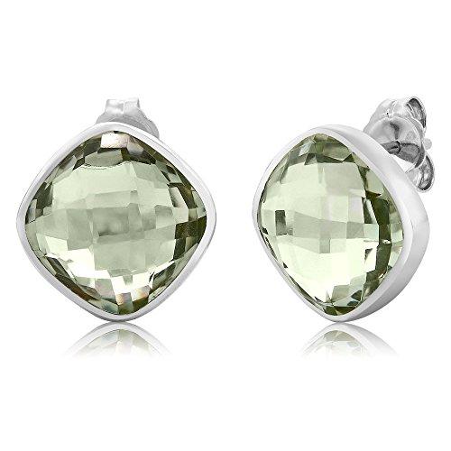 green amethyst gem - 7