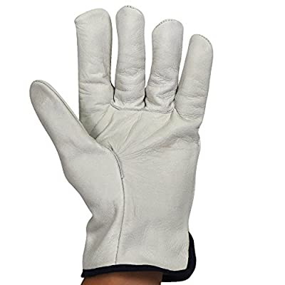 UltraSource Leather Driver Gloves (Pack of 2)
