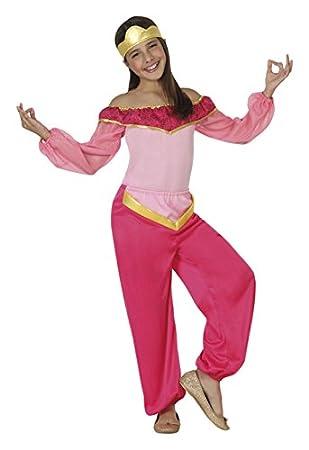 af19138b3 Atosa - 26412 - Disfraces para Niños - Princesa árabe, talla 4, 10-12 años