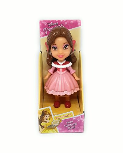 - Disney Posable Mini Toddler Belle 3