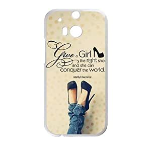 High-heeled ShoesCell Phone Case for HTC One M8 by icecream design