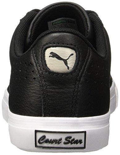 Puma Herenveldster Vulc, Zwart / Wit Zwart / Wit
