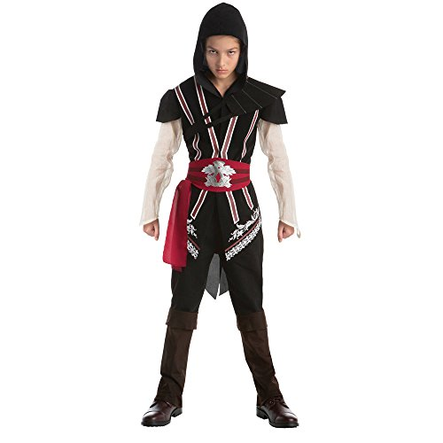 Assassin Ezio Costumes (Assassin's Creed Ezio Auditore Classic Teen Costume, Size 14-16)