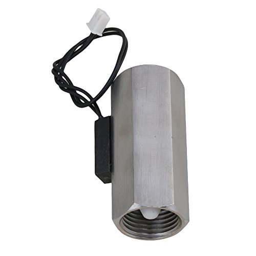 BQLZR Water Flow Switch Magnetic Stainless Steel Water Sensor