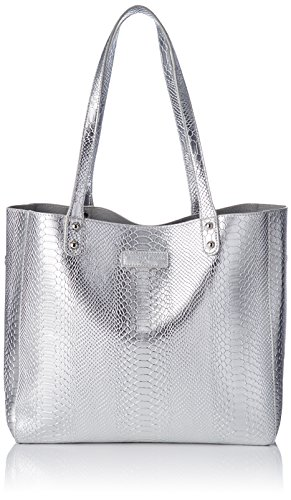 Totes Christian argent 1 Verdugo Mujer Lacroix Bolsos Plateado IvvqwFr7