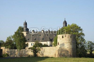 Alu Dibond Bild 140 X 90 Cm Burg Veynau Euskirchen Wisskirchen