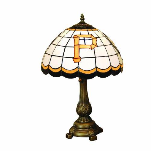 Pittsburgh Pirates Lamp (MLB Pittsburgh Pirates Tiffany Table)