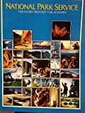 img - for National Park Service The Story Behind the Scenery (2nd printing 1988) book / textbook / text book