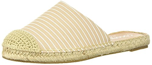 Coconuts by Matisse Women's MARGUEX Flat Sandal Natural 8.5 M US
