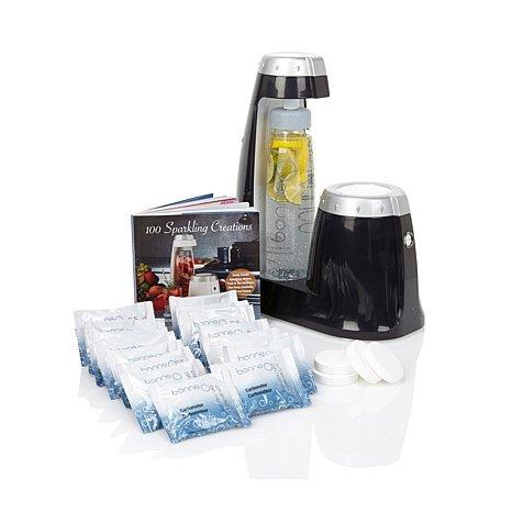 Bonne O Carbonated Beverage-Maker Kit with 20 Carbonators...