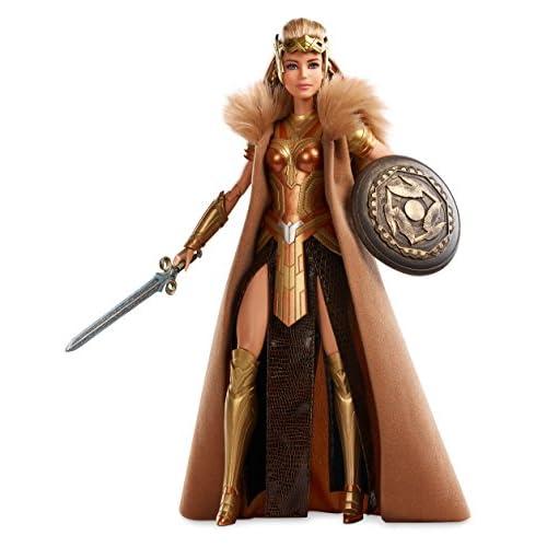 Barbie Wonder Woman Queen Hippolyta Doll