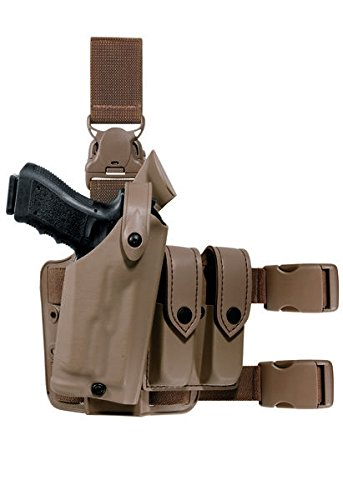 Safariland 6005 SLS Tactical Holster with Quick Release FNH FNX 9mm .40 4.0