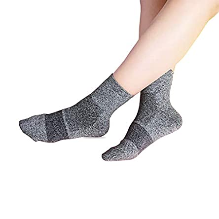 Comphy+ Hiking Socks- Moisture Wicking, Long Distance...