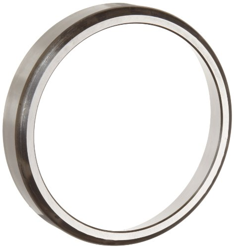 Tapered Roller Bearing Cup - Timken 363 Tapered Roller Bearing, Single Cup, Standard Tolerance, Straight Outside Diameter, Steel, Inch, 3.5430