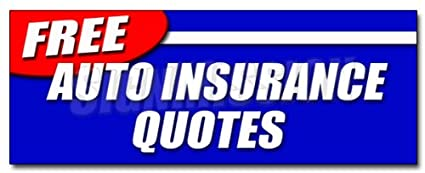 12 Free Auto Insurance Quotes Decal Sticker Car Motorcycle Homeowner Geico Save