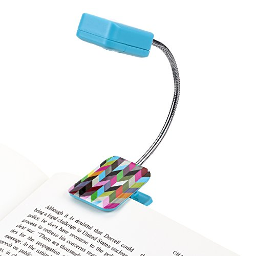 LED Book Light by French Bull - Ziggy - LED Book Light - Book Reading Light - LED Reading Light]()