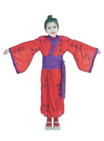 Alco Disfraz Infantil 10-12 años JAPONESA: Amazon.es: Juguetes y ...