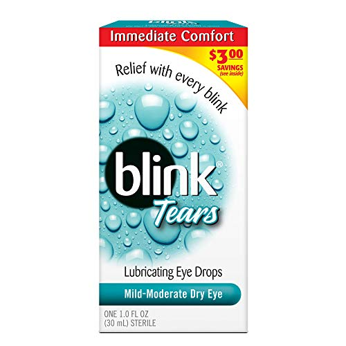Blink Tears Lubricating Eye