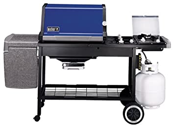 weber blue genesis silver c propane gas grill