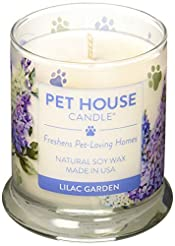 One Fur All 100% Natural Soy Wax Candle,...