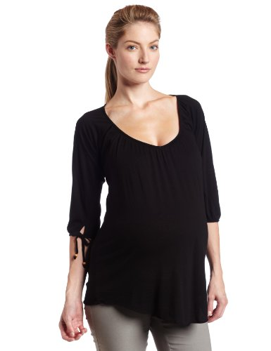 9seed  Women's Maternity Star Top,Night,p/s by 9seed (Image #1)