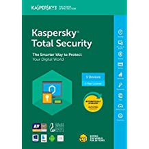 Kaspersky Total Security 2018 5 Device/1 Year