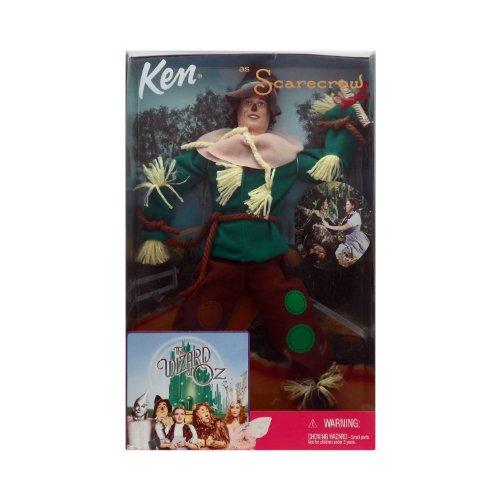 Barbie Wizard of Oz Ken as Scarecrow by mattel ()