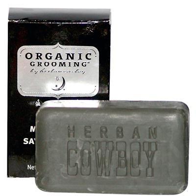 Soap Herban Cowboy (Herban Cowboy Milled Soap Dusk 5 Oz,Pack of 4)