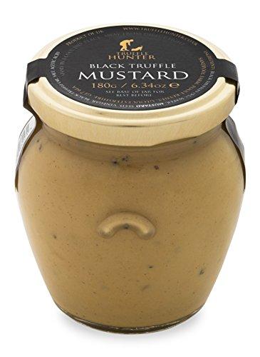 TruffleHunter Black Truffle Mustard (6.34 Oz) Honey Mustard Sausages