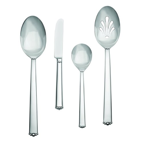 (Waterford Lismore Bead 18/10 Stainless Steel 4-Piece Hostess Set)