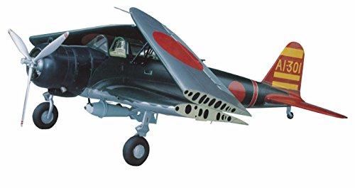 Hasegawa 09553 - 1/48 Nakajima B5N2 T.97 (Kate) IJN Modell 3, Folding Wing