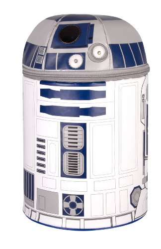 Thermos Novelty Lunch Kit, Star Wars R2D2 with Lights and Sound ()