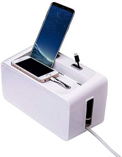 ワイヤ対基板ストレージボックスは、デスクトップのソケットは、ライン閉塞データラインストレージを充電ボックスワイヤー仕上げ