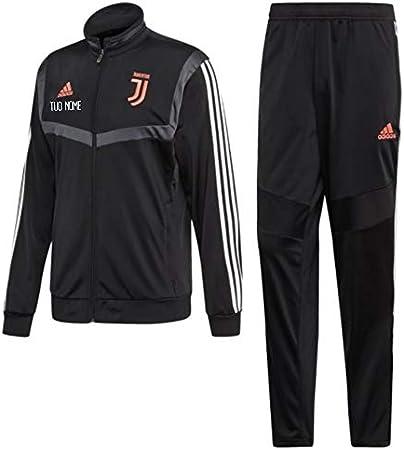 Maestri del Fútbol Chándal Entrenamiento Negro F.C. Juventus Juve ...