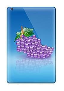 Yen Nguyen's Shop New Style 3431349I91042692 For Ipad Mini Tpu Phone Case Cover(grapes)