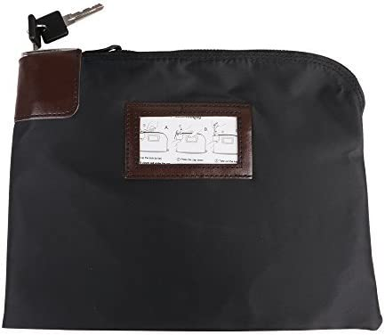 Eagle Locking Security Money Cash Register Bag