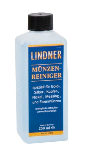 1 opinioni per Lindner 8015 LINDNER Coin Cleaner