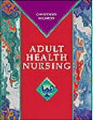 Livres audio gratuits sur cd téléchargements Adult Health Nursing, 3e in French 0323001572