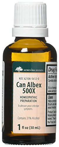 Genestra Brands Candida Albicans Homeopathic product image