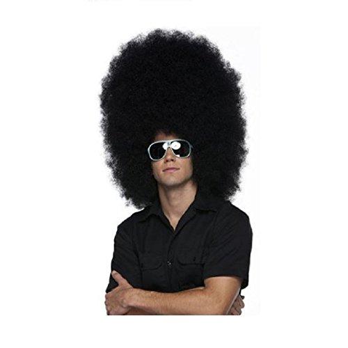 Super High Afro - Black
