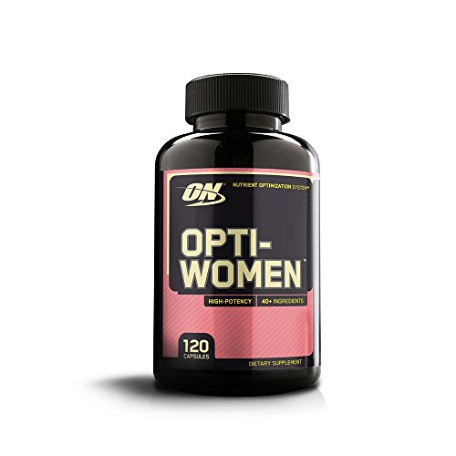 ti-Women, Womens Daily Multivitamin Supplement with Iron, 120 Capsules (Energy Multivitamin 120 Capsule)