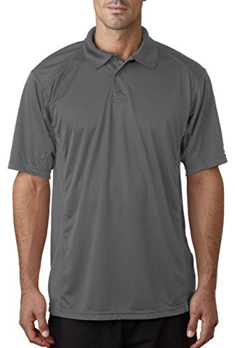 badger-bd4440-bt5-polo-tee-graphite-extra-large